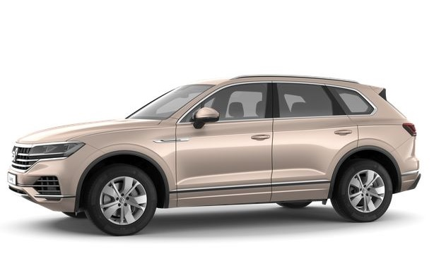 Volkswagen Touareg Financial Lease
