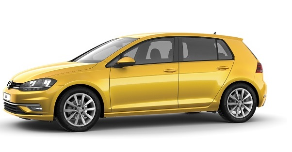 Volkswagen Golf Financial Lease