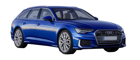 Audi A6 Avant Financial Lease