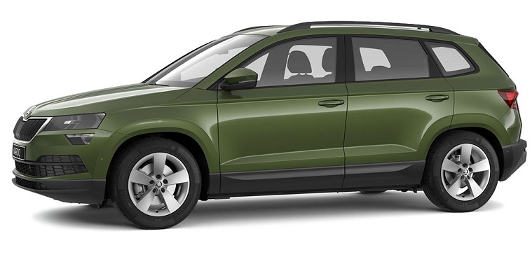 Skoda Karoq Financial Lease