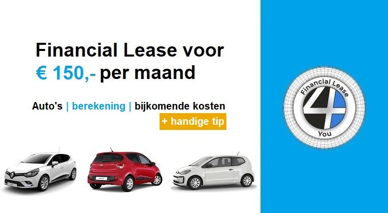 goedkoop leasen 100 euro
